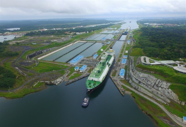 Panama Canal Gets A Rating from Fitch for 4th Year in a Row