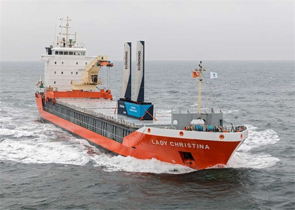 Eco Marine Power to look into installation of its zero-emission solution onto an LR2 tanker