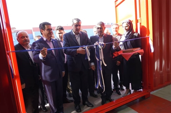 PMO launches shipping container production line