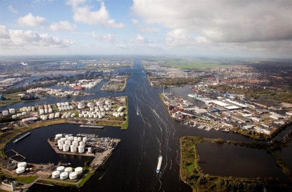 Port of Amsterdam Joins H2SHIPS Project