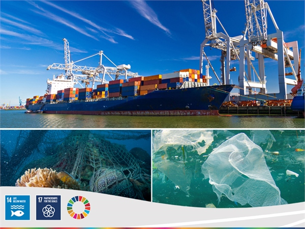 UN agencies formally cement partnership to tackle maritime litter and help deliver SDG 14