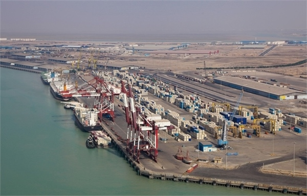 44% Growth in Cargo Distribution through Imam Khomeini Port
