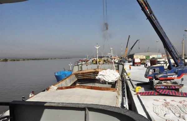 59% growth of General Cargo Loading Operation in Khorramshahr port